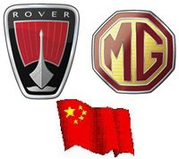 MG Chine