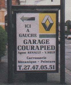 Forum mg afficher le sujet photos rigolotes for Garage renault marignane